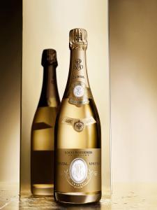 路易王妃水晶年份干型香槟