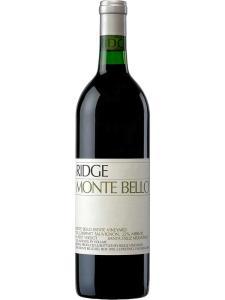 Ridge Vineyards Monte Bello, Santa Cruz Mountains, USA