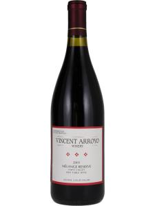 Vincent Arroyo Winery Melange Reserve Red, Napa Valley, USA