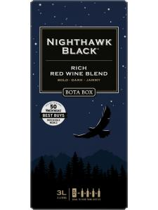 Bota Box 'Nighthawk Black' Red Blend, California, USA