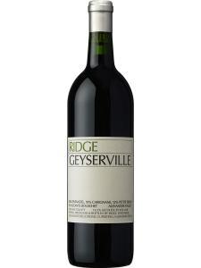 Ridge Vineyards Geyserville Zinfandel, Alexander Valley, USA